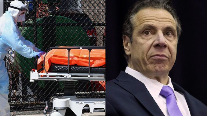 Lawmakers demand Gov. Cuomo is prosecuted for COVID nursing home death coverup