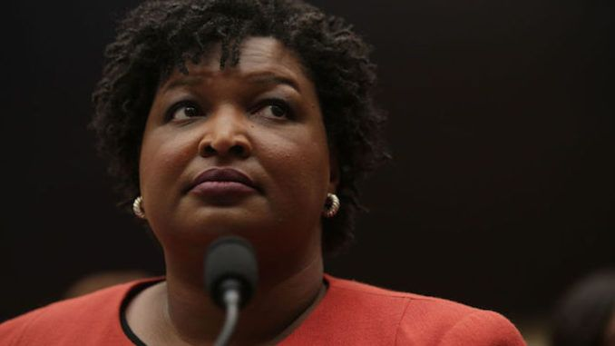 Stacey Abrams unveils radical plan for Democrats to take total control