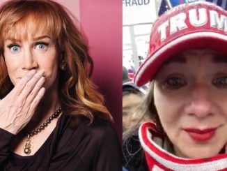 Kathy Griffin doxxes entire Trump supporting family, putting their lives in grave danger