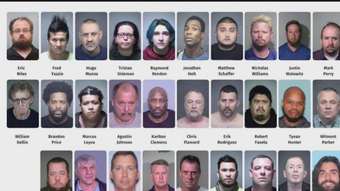 Arizona cops bust massive pedophile ring as part of operation broken hearts