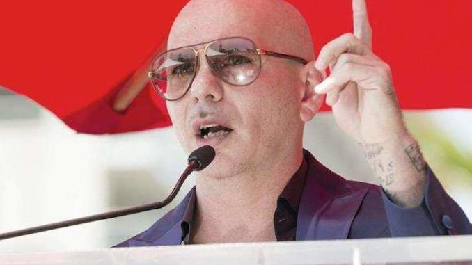 Rapper Pitbull says USA is now worse than communist Cuba due to unconstitutional lockdowns