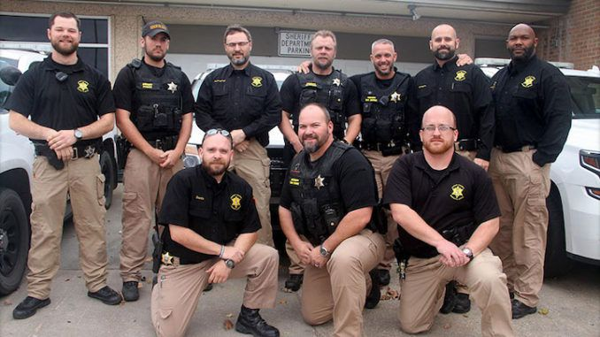 Sheriffs given power to arrest federal agents who violate citizens' Second Amendment rights