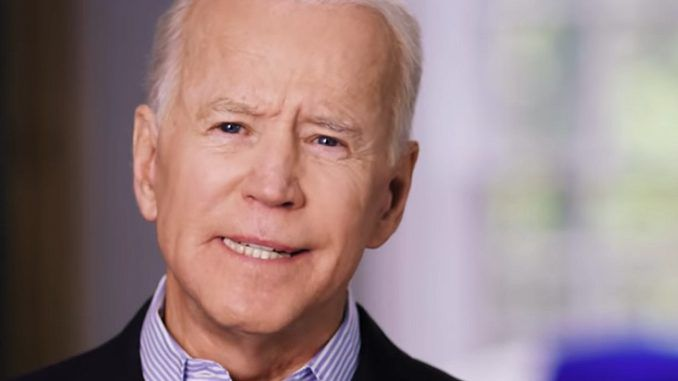 Biden says native Americans are taking over the country