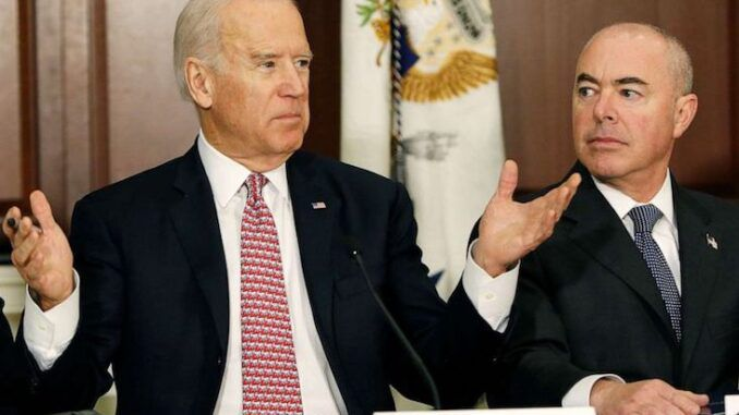 Biden's DHS to put opposition on no-fly lists