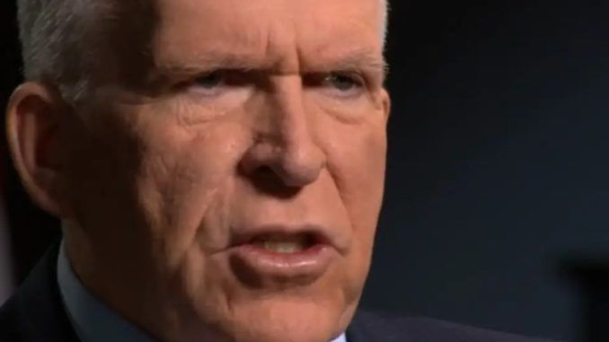 John Brennan says he really hates being white