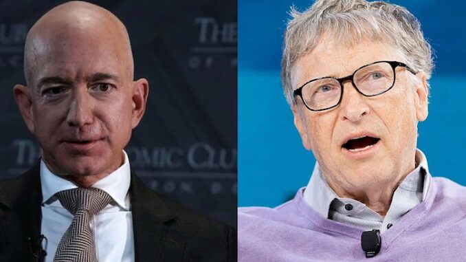 World's ten richest men see their wealth increase because of COVID lockdowns