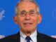 Dr. Anthony Fauci says children must wear masks in order to play together