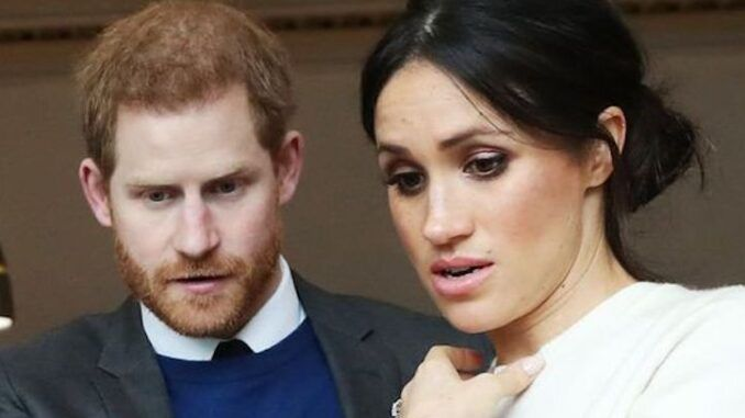 2014 blog reveals Meghan Markle was obsessed with becoming a British princess