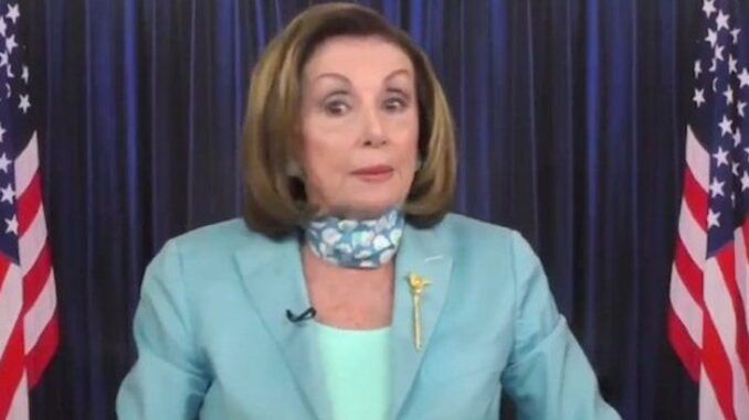 Pelosi declares she has every right to unseat any member of congress at her discretion