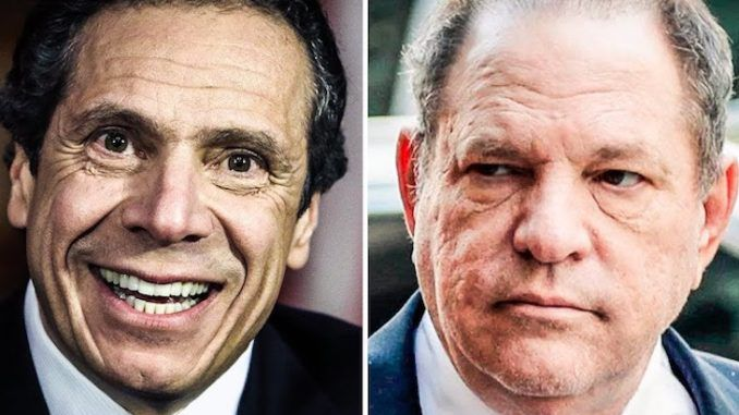 Gov. Andrew Cuomo hires serial rapist Harvey Weinstein's lawyer