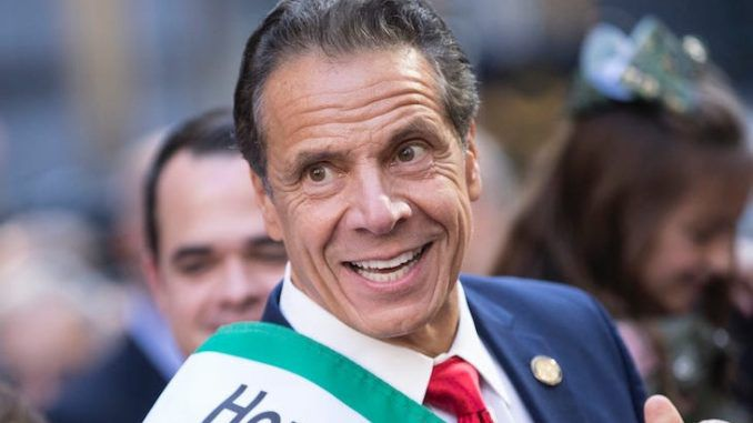 Survey finds that Gov. Andrew Cuomo is now universally hated