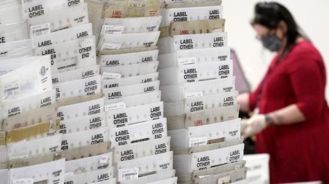 Judge rules Maricopa County must hand over 2.1 million election ballots to the Senate