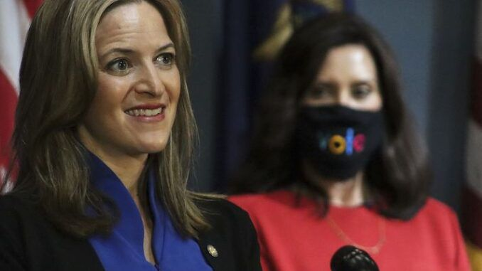 Court rules Michigan's Secretary of State Jocelyn Benson absentee ballot order was illegal