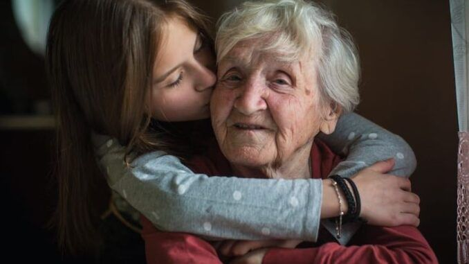 UK government urge citizens to report people who hugged loved ones