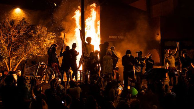 Most Americans more concerned over summer of BLM violence than Jan 6 riot.