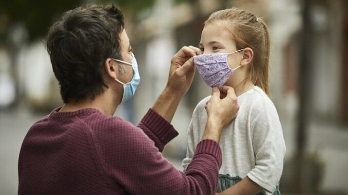 CDC urged to implement a permanent mask mandate