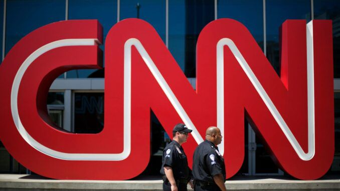 CNN says Chinese-style fonts are racist