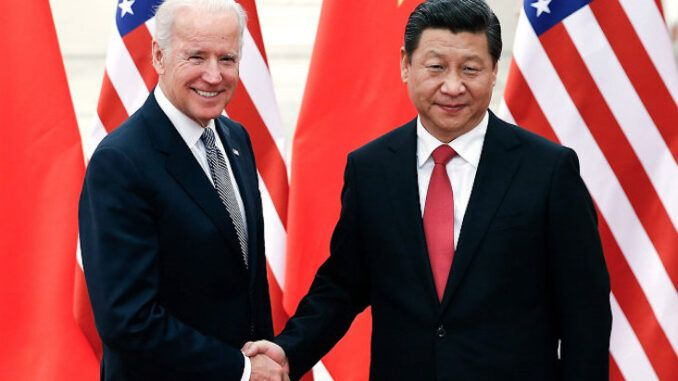 China boasts it has full control over western think tanks, voter integrity groups and Biden administration