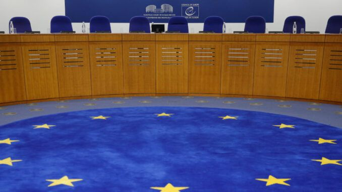 EU court of human rights