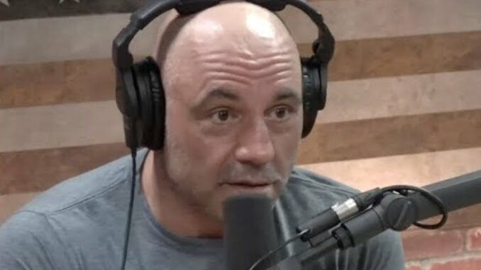 Joe Rogan points out that CNN is proven to be propaganda