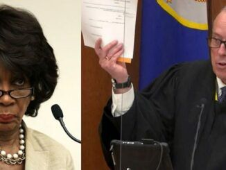 Judge in Chauvin trial slams Rep. Maxine Waters saying her actions may result in a mistrial