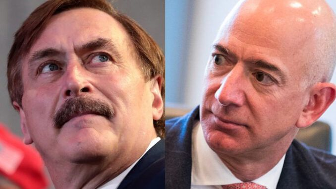 Mike Lindell launches MyStore to compete with Amazon