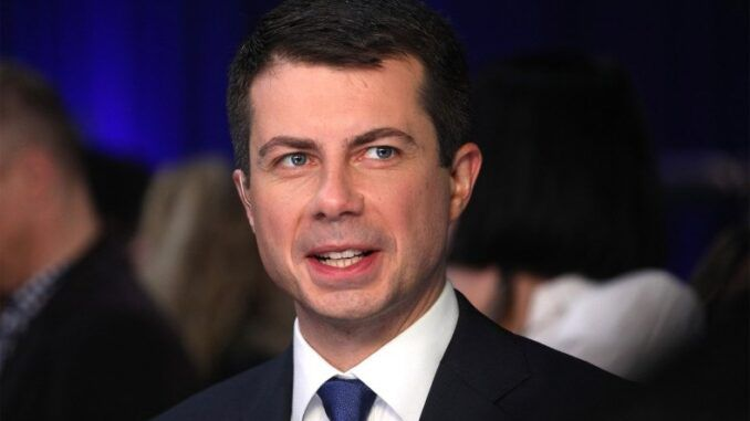 Pete Buttigieg says racism is built into the interstate system