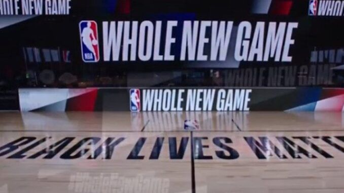 NBA audience ratings in free fall since going 'woke'