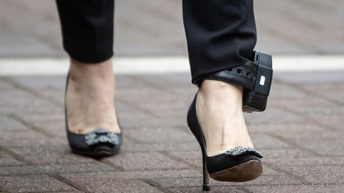 Australians could be forced to wear ankle bracelets to ensure they are complying with COVID restrictions