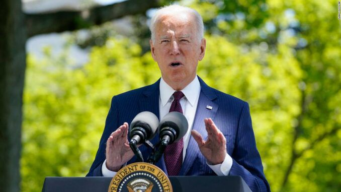 The Biden administration plans to cut U.S. greenhouse gas emissions by 52% by 2030.
