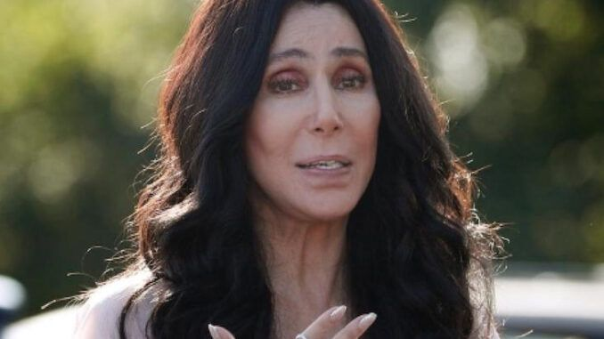 Cher complains she is disappointed in America