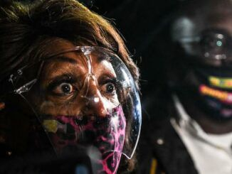 Rep. Maxine Waters insists she is mostly peaceful and non-violent after urging thugs to take to the streets and be confrontational in MN
