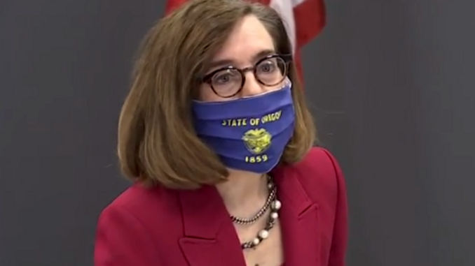 Oregon to consider permanent masks and social distancing