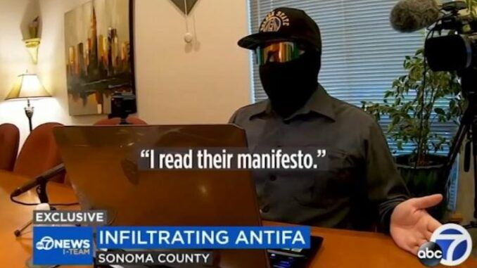 Antifa hit list of Republicans and police leaked online by pro-Trump detective