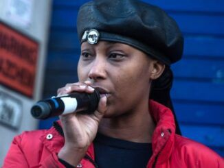 Authorities confirm that black lives matter activist was shot in the head by four black men