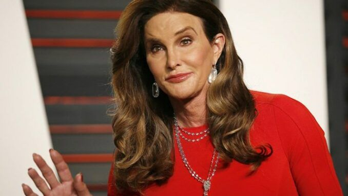 Caitlyn Jenner says biological males should be banned from taking part in female sports