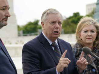 Lindsey Graham warns RINOs and Deep State traitors that Republican Party cannot move forward without supporting President Trump