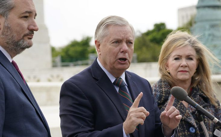 Lindsey Graham to Deep State: The Republican Party Will NOT Win Without President Trump