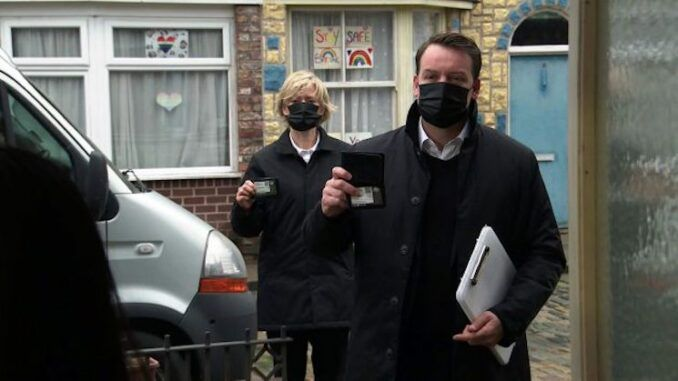 UK Gov to send hired thugs to homes of holidaymakers forced to quarantine upon their return