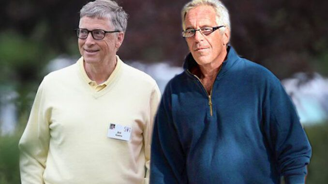 Melinda Gates started divorce proceedings in 2019 when she realized Bill Gates had a creepy relationship with pedophile Jeffrey Epstein