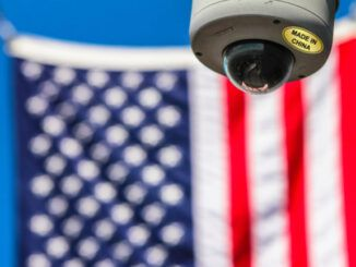 China's big brother social credit system now tracks people in North America via CCTV spying