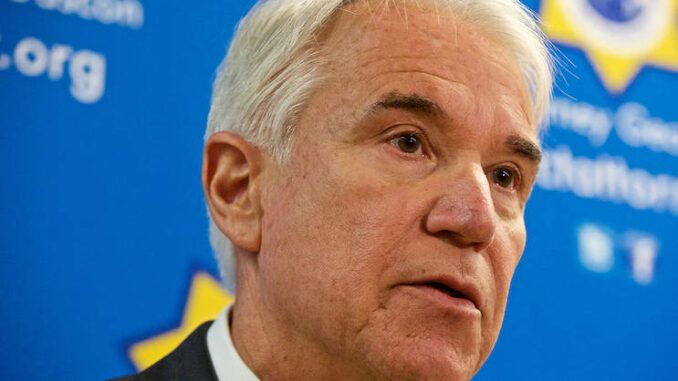 Petition to recall Soros-funded L.A. district attorney George Gascon goes viral