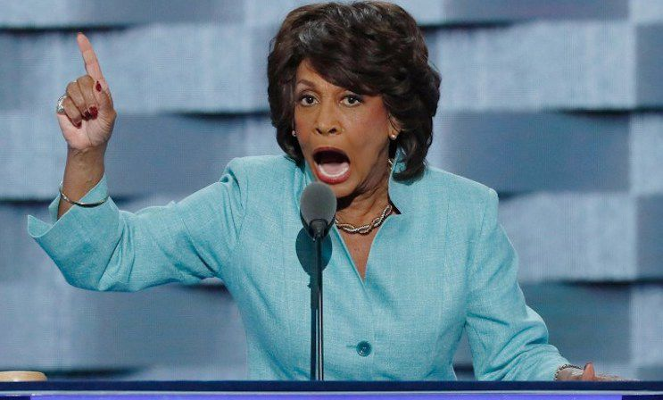 Maxine Waters: 'USA Gets More Racist Every Damn Day'