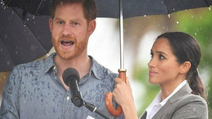 Prince Harry says the First Amendment is 'bonkers'