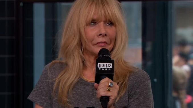 Rosanna Arquette says Supreme Court judges are all members of the 'KKK'