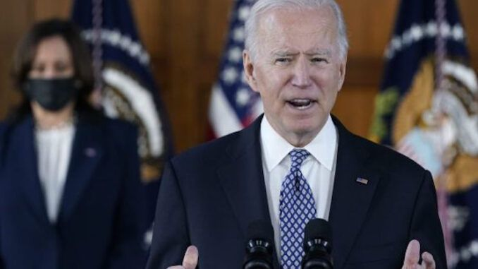 Biden to hire private firms to spy on Americans citizens who spread 'extremist' content online