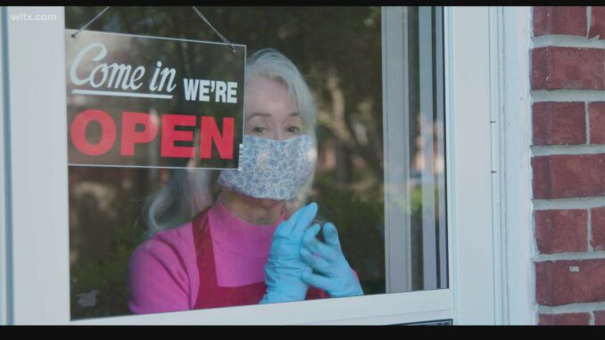 Woke corporations to ignore CDC and tell customers to continue wearing masks