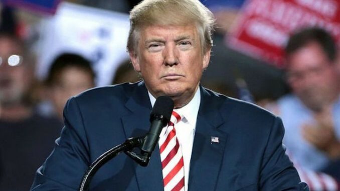 Donald Trump says China should pay ten trillion dollars to USA for mass deaths caused by Covid outbreak