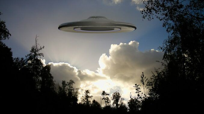 UFO's nuclear technology