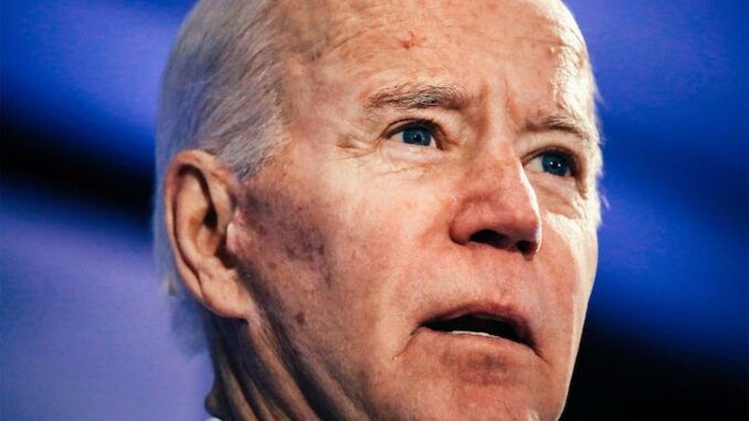 White House says Joe Biden is the leader of the free world